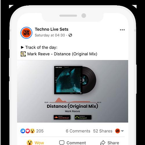 Facebook Track Promotion